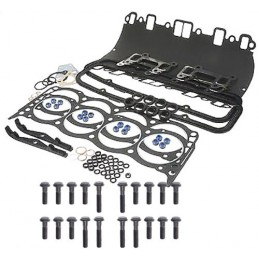 Engine Head Gasket Set Including Bolts - Range Rover Mk2 P38A 4.0 4.6 V8 Petrol Models 1994-2002 www.p38spares.com petrol, v8, r