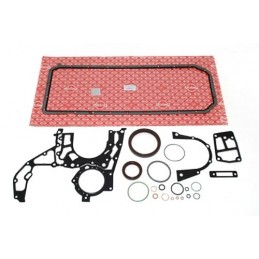 Diesel Cylinder Block Gasket Set - Bottom End - Range Rover Mk2 P38A Bmw 2.5 Td Models 1994-2002 - supplied by p38spares bmw,