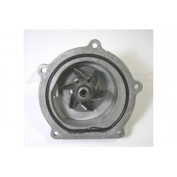 Quinton Hazel Coolant Water Pump Assembly - Land Rover Discovery 2 Td5 Diesel Models 1998-2004, 230