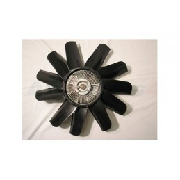 Britpart Viscous Fan Assembly - Land Rover Discovery 2 Td5 Diesel Models 1998-2004 - supplied by p38spares assembly, diesel, 2