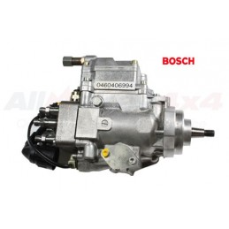 Diesel Engine High Pressure Fuel Pump - Reconditioned - Bosch - Range Rover Mk2 P38A   Bmw 2.5 Td Models 1994-2002