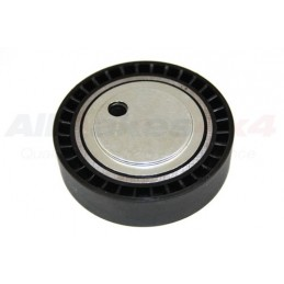 Diesel Engine Air Conditioning Pulley - Range Rover Mk2 P38A Bmw 2.5 Td Models 1994-2002 - supplied by p38spares air, bmw, die