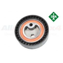 Diesel Engine Air Conditioning Pulley - Ina - Range Rover Mk2 P38A Bmw 2.5 Td Models 1994-2002 - supplied by p38spares air, bm