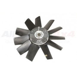Diesel Engine Radiator Cooling Fan And Viscous Drive - Range Rover Mk2 P38A Bmw 2.5 Td Models 1994-2002 www.p38spares.com bmw, d