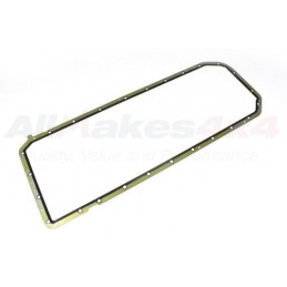 Diesel Engine Oil Sump Gasket - Range Rover Mk2 P38A Bmw 2.5 Td Models 1994-2002 - supplied by p38spares bmw, diesel, td, rove