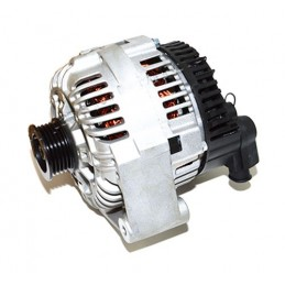 Diesel Engine Alternator Assembly - A133 - 105 Amp - Range Rover Mk2 P38A Bmw 2.5 Td Models 1994-2002 - supplied by p38spares