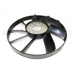 Oem Radiator Fan Blade - Land Rover Discovery 2 4.0 L V8 Efi Models 1998-2004 - supplied by p38spares oem, v8, 2, rover, land,