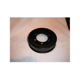 Oem Water Pump Pulley - Land Rover Discovery 2 4.0 L V8 Models 1998-2004 - supplied by p38spares pump, oem, v8, 2, rover, land