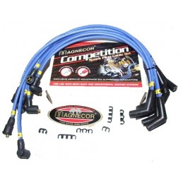 Range Rover P38 MKII 4.0, 4.6 THOR Magnecor Competition 8mm HT Ignition Leads 1999-2002 - supplied by p38spares