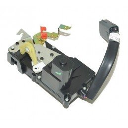 99-02 Rhd Left Side Front Door Lock - Latch Assembly - Range Rover Mk2 P38A 4.0 4.6 V8 & 2.5 Td Models 1999-2002 www.p38spares.c