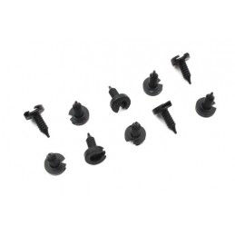Interior Door Trim Stud Casing ( X10 ) - Range Rover Mk2 P38A 4.0 4.6 V8 & 2.5 Td Models 1994-2002 - supplied by p38spares v8,