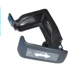 Bonnet / Hood Rhd Release Handle - Range Rover Mk2 P38A 4.0 4.6 V8 & 2.5 Td Models 1994-2002 - supplied by p38spares v8, td, r