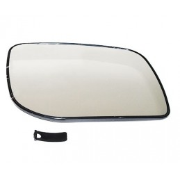 External Heated Right Hand Rear View Door Mirror Glass - Range Rover Mk2 P38A 4.0 4.6 V8 & 2.5 Td Models 1994-2002 - supplied