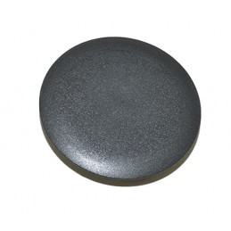 Rear Bumper Hole Blanking Round Plug Cover - Range Rover Mk2 P38A 4.0 4.6 V8 & 2.5 Td Models 1994-2002 - supplied by p38spares