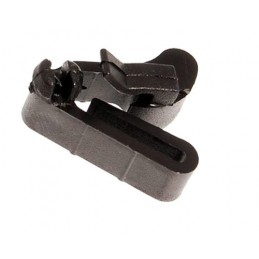 Fuel Flap Release Latch Clip - Range Rover Mk2 P38A 4.0 4.6 V8 & 2.5 Td Models 1994-2002 - supplied by p38spares v8, td, rover