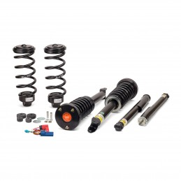 Mercedes-Benz CLS-Class (W219),  E-Class (W211) Air to Coil Spring Conversion Kit 2002-2009