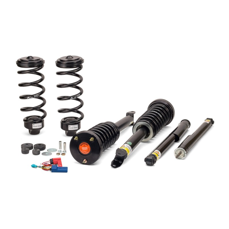 Mercedes-Benz CLS-Class (W219), E-Class (W211) Air to Coil Spng Conversion Kit with EBM 2002-2009 www.p38spares.com  2445 - C-22