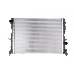 Nissens Genuine Oe Radiator Assembly From 1A736340 - Land Rover Discovery 2 Td5 Models 2001-2004 - supplied by p38spares assem