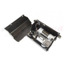 Air Suspension Compressor Pump - Land Rover Discovery 2 4.0 L V8 & Td5 Models 1998-2004 - supplied by p38spares air, compresso