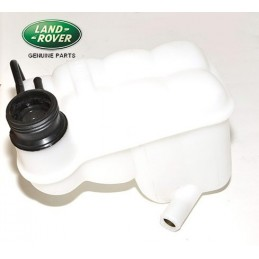 Radiator Overflow Tank Assembly - Land Rover Discovery 2 4.0 L V8 & Td5 Models 1998-2004 - supplied by p38spares assembly, v8,
