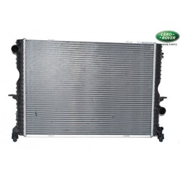 Genuine Oe Radiator Assembly From 1A736340 - Land Rover Discovery 2 Td5 Models 2001-2004 - supplied by p38spares assembly, oe,