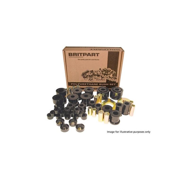 1993 Land Rover Range Rover Suspension: Black Suspension Polybush Bush Kit