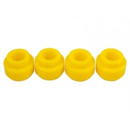 Radius Arm To Chassis Yellow Polyurethane Bush Set - Front - Range Rover Mk2 P38A 4.0 4.6 V8 & 2.5 Td Models 1994-2002 - suppl