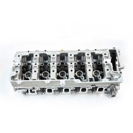 Amc Cylinder Head Assembly With Valves From 1A736340 - Land Rover Discovery 2 Td5 Models 1998-2004 www.p38spares.com with, assem
