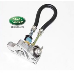 Genuine Single Hose Fuel Pressure Regulator And Connector To 1A736339 - Land Rover Discovery 2 Td5 Models 1998-2004
