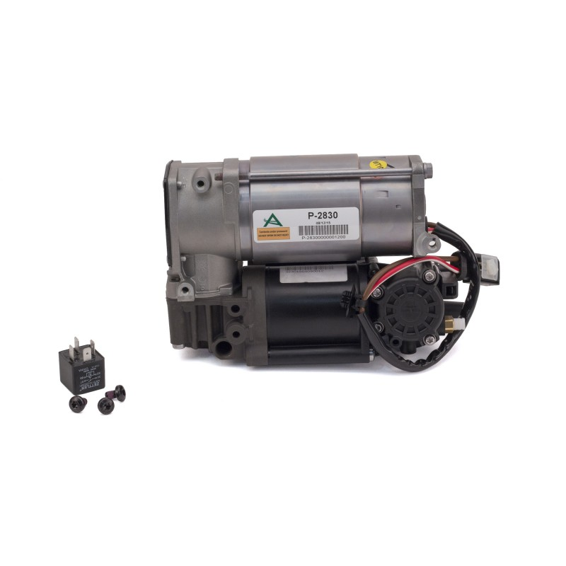 Wabco / Arnott Air Suspension Compressor Mercedes Benz E-Class (W212), CLS-Class (W218) 2012-2015 www.p38spares.com  3081 - P-28