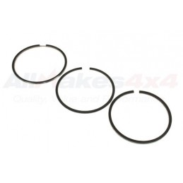 Piston Ring Set (For One Piston) - Land Rover Discovery 2 Td5 Models 1998-2004