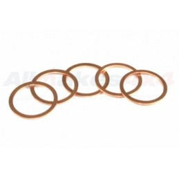 Tensioner Sealing Washer - Land Rover Discovery 2 Td5 Models 1998-2004 - supplied by p38spares 2, rover, land, discovery, 1998