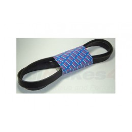 Aftermarket Altenator Drive Belt (No Aircon/Less Ace) - Land Rover Discovery 2 Td5 Models 1998-2004