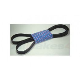 Aftermarket Altenator Drive Belt (With Aircon/With Ace) - Land Rover Discovery 2 Td5 Models 1998-2004
