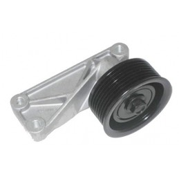 Idler Pulley/Bearing And Mounting Bracket Assembly - Land Rover Discovery 2 Td5 Models 1998-2004