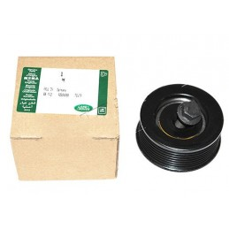 Genuine Idler Timing Belt (Non Aircon/Less Ace) - Land Rover Discovery 2 Td5 Models 1998-2004