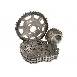 Genuine Timing Chain And Sprocket Kit - Land Rover Discovery 2 Td5 Models 1998-2004
