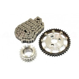 OEM Timing Chain And Sprocket Kit - Land Rover Discovery 2 Td5 Models 1998-2004