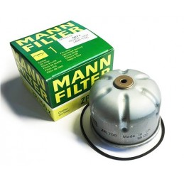 Mann Rotor Oil Filter - Land Rover Discovery 2 Td5 Models 1998-2004
