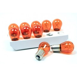 Amber 12 Volt - 21 Watt Indicator Bulb X1 - Range Rover Mk2 P38A 4.0 4.6 V8 & 2.5 Td Models 1994-2002 - supplied by p38spares