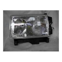 Left Side Headlamp Lighting Unit Assembly - Rhd - Plain Surround - Range Rover Mk2 P38A   4.0 4.6 V8 & 2.5 Td Models 1994-1999