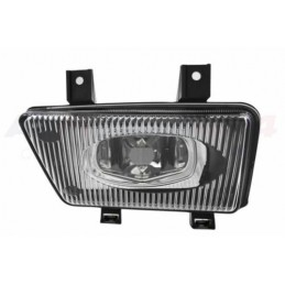 Right Side Front Bumper Fog Light - Range Rover Mk2 P38A 4.0 4.6 V8 & 2.5 Td Models 1999-2002 - supplied by p38spares right, f