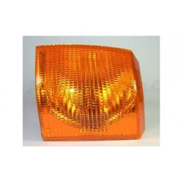 Front Right Hand Side Indicator Lamp - Amber - Range Rover Mk2 P38A 4.0 4.6 V8 & 2.5 Td Models 1994-2002 - supplied by p38spar