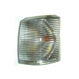Front Right Hand Side Indicator Lamp - Clear - Range Rover Mk2 P38A   4.0 4.6 V8 & 2.5 Td Models 1994-2002