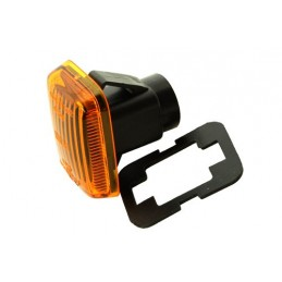 Side Indicator Repeater Lamp Flashing Unit - Amber - Range Rover Mk2 P38A 4.0 4.6 V8 & 2.5 Td Models 1994-2002 - supplied by p