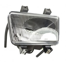 Right Side Front Bumper Fog Light - Range Rover Mk2 P38A 4.0 4.6 V8 & 2.5 Td Models 1999-2002 www.p38spares.com right, front, v8