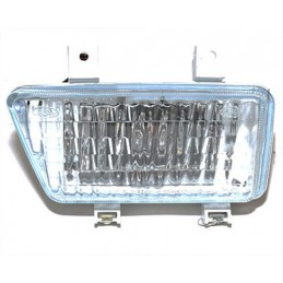Right Side Front Bumper Fog Light - Range Rover Mk2 P38A 4.0 4.6 V8 & 2.5 Td Models 1994-1999 www.p38spares.com right, front, v8