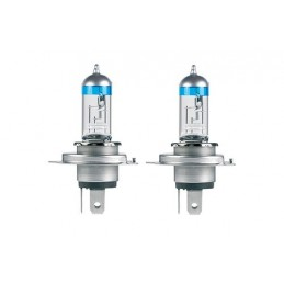 Pair Of H4 Xenon Max Bulbs Giving Upto 90% More Light - Range Rover Mk2 P38A 4.0 4.6 V8 & 2.5 Td Models 1994-2002 - supplied b