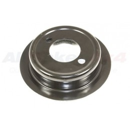 Lower Rear Spring Seat - Land Rover Discovery 2 4.0 L V8 & Td5 Models 1998-2004 - supplied by p38spares rear, spring, v8, 2, r