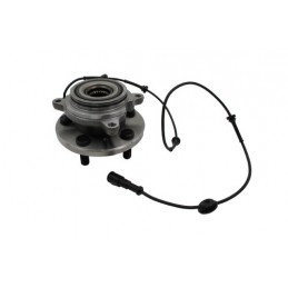 Front Wheel Bearing Hub And Abs Sensor Assembly - Land Rover Discovery 2 4.0 L V8 & Td5 Models 1998-2004 - supplied by p38spar